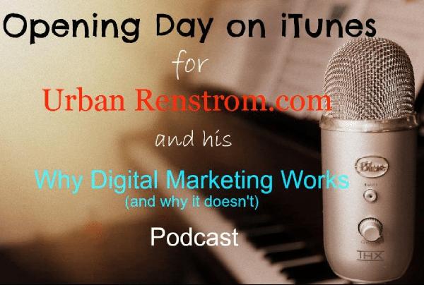 Urban Renstrom Podcast (001)