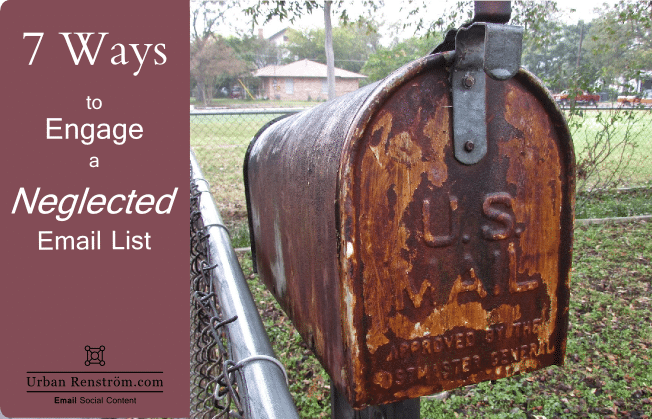 Re-engage-a-neglected-email-list